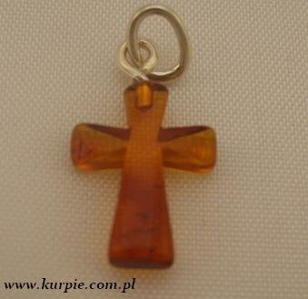Krzyżyk bursztynowy
